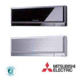 climatiseur mono split mitsubishi msz ef25ve mural inverter aria climatisation. Black Bedroom Furniture Sets. Home Design Ideas
