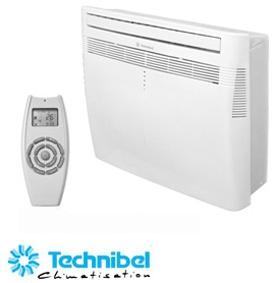 climatiseur technibel reve 301 i r versible inverter aria climatisation. Black Bedroom Furniture Sets. Home Design Ideas